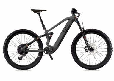 Cilo Hillcross E-Mountainbike CXF°06 Gunmetal